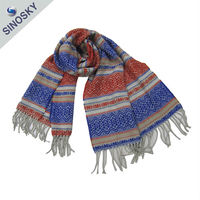 Advertising high quality fashionable italian wool scarves