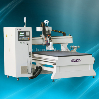 SUDA AUTO TOOL CHANGE CNC ROUTER FOR WOOD -MG1325A