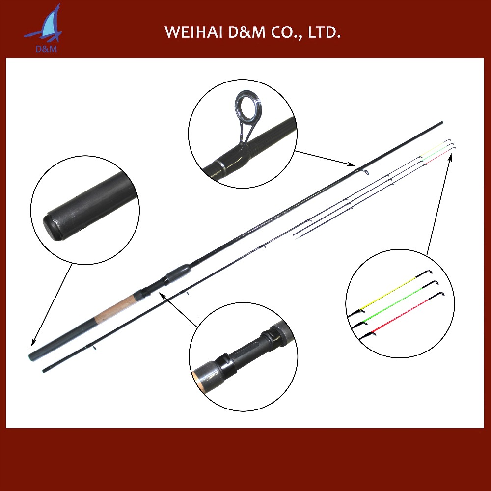Sensitive feeder rod carbon fishing rod for feeder fishing