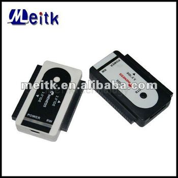 USB 2.0 to SATA/IDE Adapter Kit with Power Adapter for 2.5/3.5/5.25 Inch SATA or IDE Drive