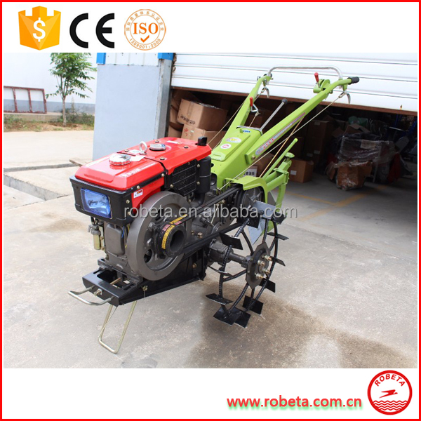 12hp power tiller trailer/agricultural mini power tiller trailer