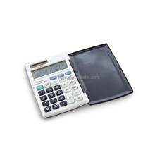 Hairong 2015 new product 10 digits pocket solar calculator with cover