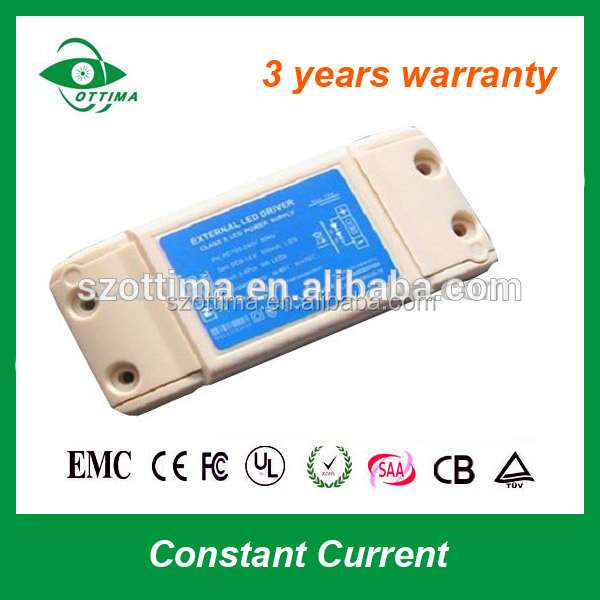 45w 900ma led transformer no flicker power supply led strip light driver