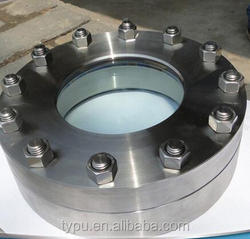 China Belt Neck Butt Welding So Flange Slip on RF Flange