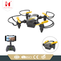 New Toys LH-X30HWF 2.4G 4CH Altitude Hold Mini Foldable RC Drone Pocket Drone with WIFI 720P HD Camera