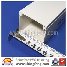 2014 hot selling PVC trunking and accessories