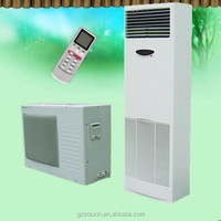 Home used floor standing air condition T1/T3 Gas R410A /R22