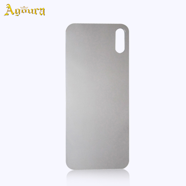 Custom Gold housing Metal polished case for iPhoneXS Max