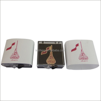 cufflink gift box paper packing box white acrylic box