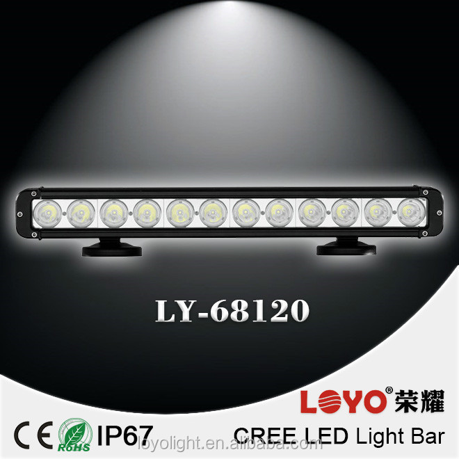 10200LM high performance Moving bracket 120W LED light bar 20 inch for jeep, 4wd, rav4, ford
