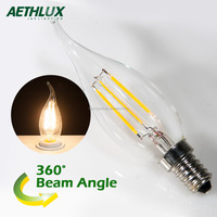 LED bulbs enery saving! e14 led filament light bulb