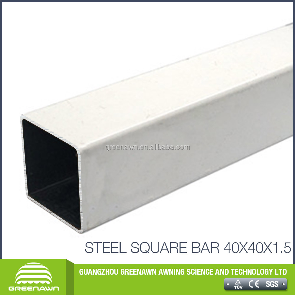 1 square tubing , stainless steel tube sizes for sale