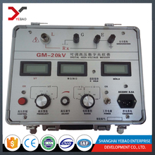 Reasonable price Earth Resistance Tester / insulation tester megger