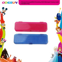 Disney Universal NBCU FAMA BSCI GSV Carrefour Factory Audit Manufacturer Double Side PP Material Cute Pencil Case
