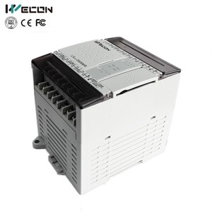 Wecon LX3V 20 Points I/O home automation plc programmable logic controller with lower than plc price