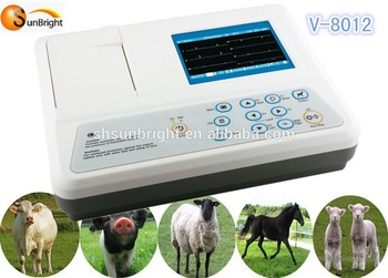 for Vet Digital one channel ECG machine