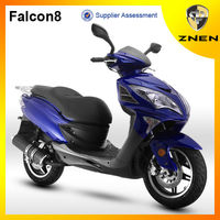 ZNEN Falcon8 (Patent gas scooter ,EEC, EPA, DOT) 2016 New Model)/50cc,125cc,150cc Sports Design Moto