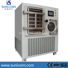small stainless steel 304 food freeze dried machine/dried fruit,vegetable,herbs,meat vacuum drying machine