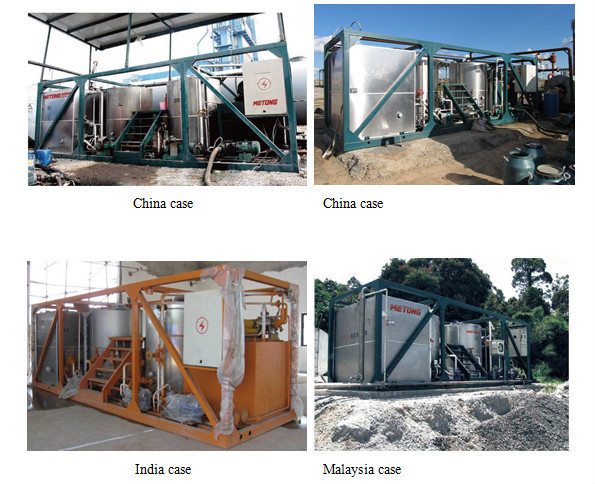 6T/H MTR6 Mobile (Modified)Emulsion Asphalt Plant
