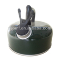 2.0l aluminum mini hot pot hiking mini hot pot