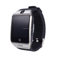 pedometer,thermometer,mp3 MTK6260A 128M MTK6261A 64M SIM card bluetooth contact watch DZ09 smart watch DZ09