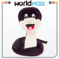 Latest Design Fashionable Purple Snake Soft Baby Plush Toy