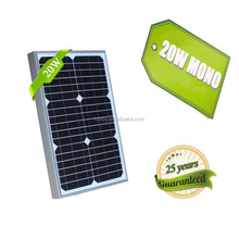 High Quality China Pv Module/cheap Poly Solar Panel 20w