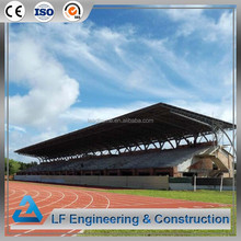 Galvanized bleacher roof lowes roof trusses