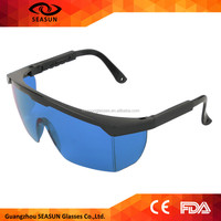 New design anti pollen windproof goggles make in china against dust safety glasses goggle