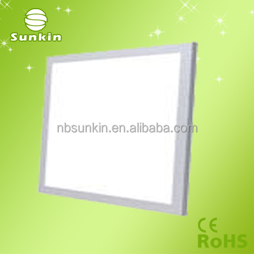 TRADE ASSURANCE CE RoHS flat ceiling 600x600 led panel light 36W