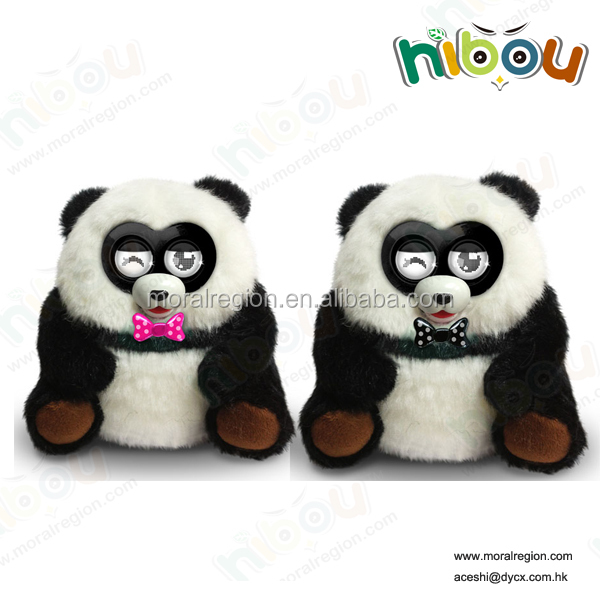 Lovely plush toy Hibou from Shenzhen plush toy&stuffed toy Factory