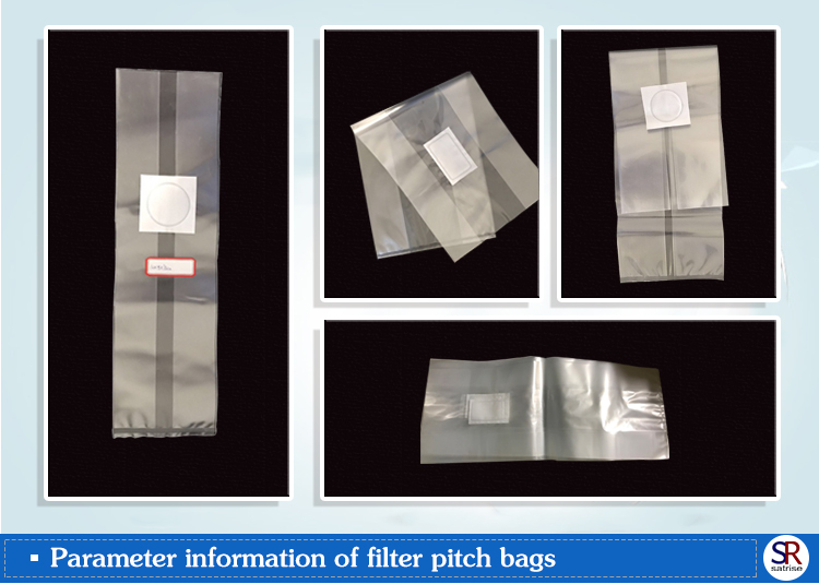 Growing Spawn Patch Bags Plastic Autoclave Mushroom Filter Bag