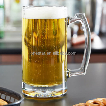 2018 China supplier wholesale Champion 25 oz. Beer Mug beer glass in USA