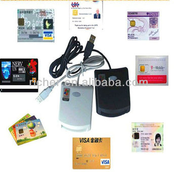 how to use acr38 smart card reader