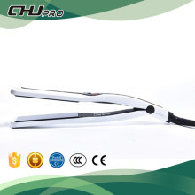 Crystal hair straightener digital led hair straightener flat iron hair straightener