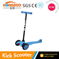 Best selling 3 wheels kick scooter ideals for 3-15ages children