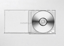 OEM plastic products manufacturer, plastic DVD CD case