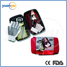 2016 new auto emergency kit medium size eva road assistance 23 pieces car first aid kit