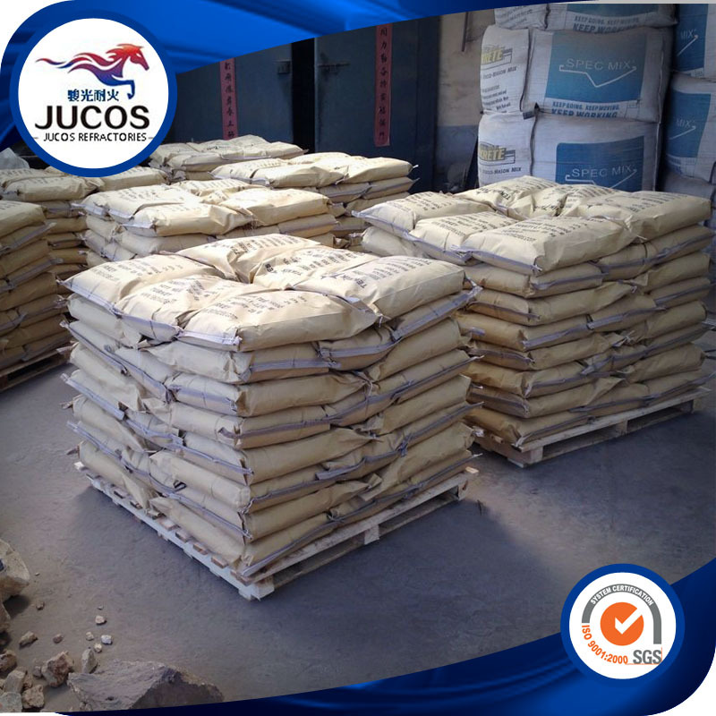 High Temperature Castables Refractory Cement