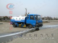 Dongfeng water transporter truck
