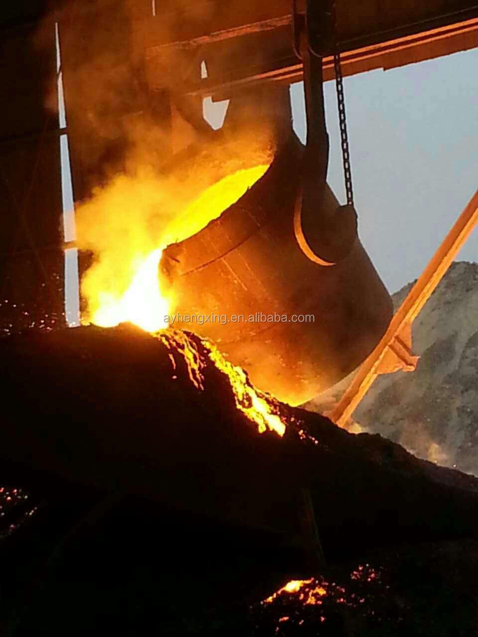 Blast Furnace Slag Glass : Al o blast refining slag supplier for steel