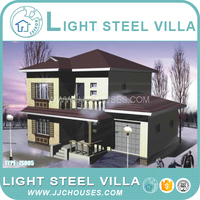 Factory Hot new product for light steel villa,high quality prefab sandwich panel villas,luxury light steel structure villa