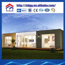 hungary welded 20\' container house