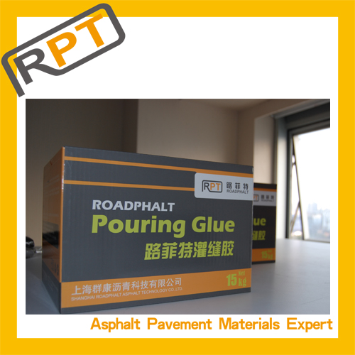 ROADPHALT bituminous road crack sealing material
