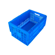 Wholesale Mesh Plastic Crate for Seafood
