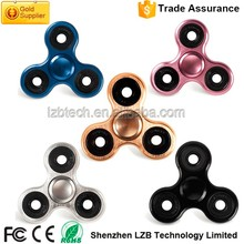 USA Best Seller Fidget Spinner Toys in metal material Perfect Gift For ADD, ADHD, Anxiety, and Autism Person
