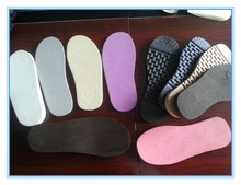 Double PU increased air cushion/Foot massage insoles
