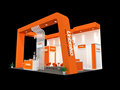 modular wooden booth for tradeshow, cheap wooden tradeshow booth from China booth factory