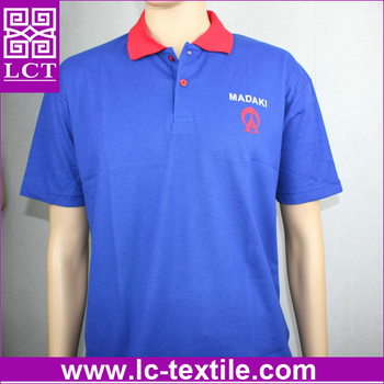 Wholesale cheap 65 polyester 35 cotton tc fabric custom for Screen printing polo shirts