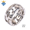Fine Jewelry High Polished Titanium Steel